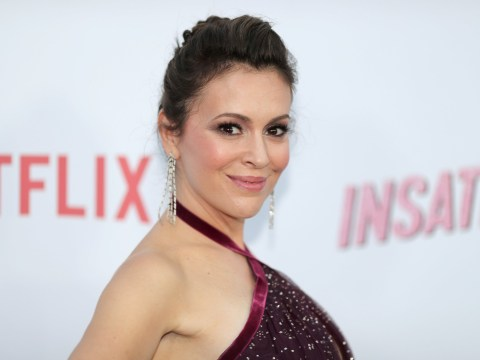 Alyssa Milano claims she was 'punched in the vagina' during sexual assault at concert