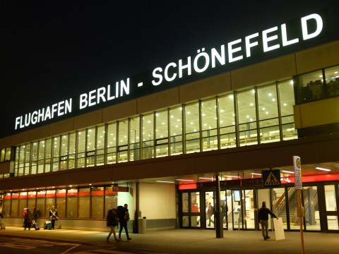 Berlin airport shuts down after security mistakes bag of sex toys for bomb