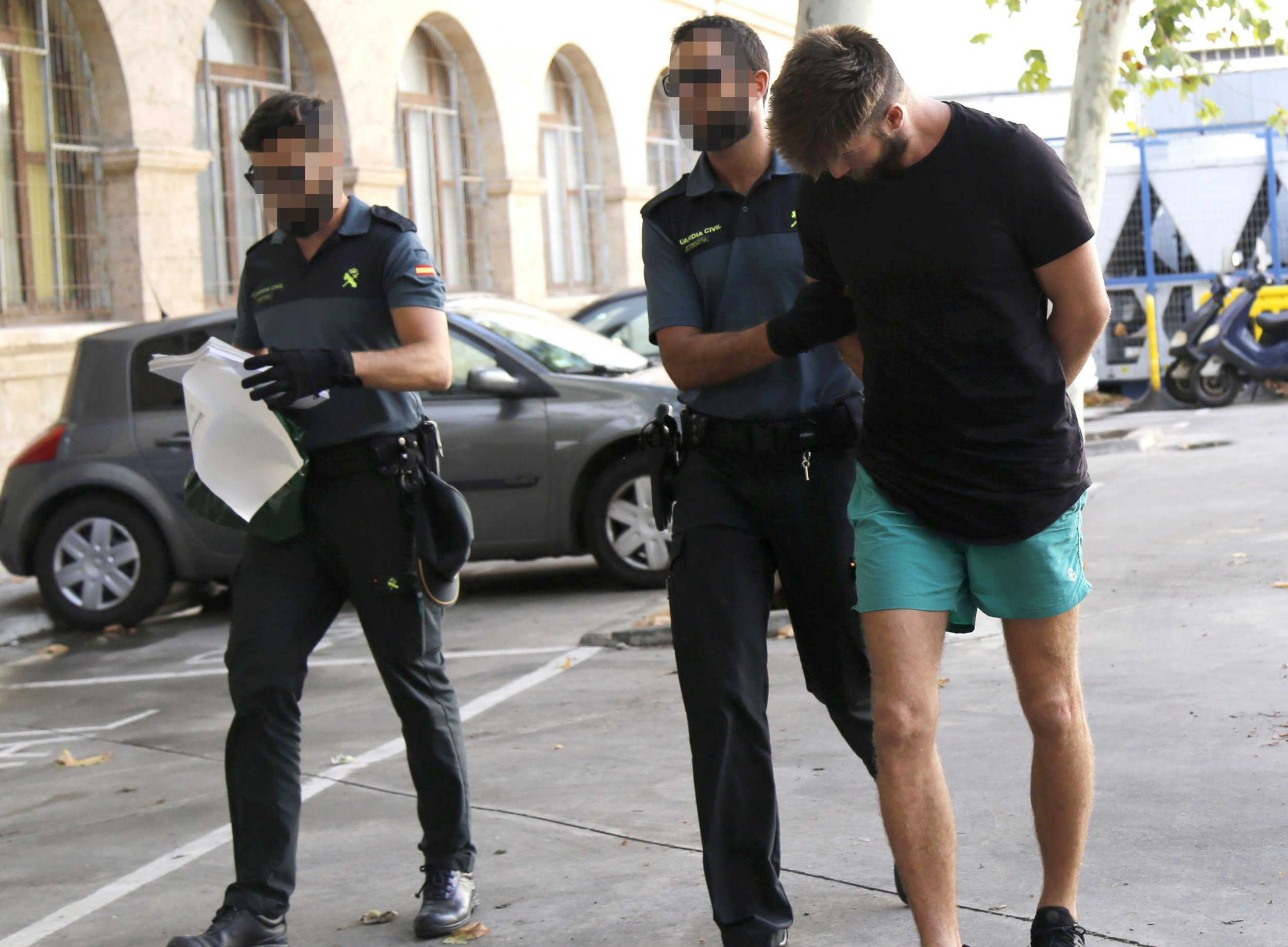 British man 'tied up woman with insulating tape then raped her' in Majorca