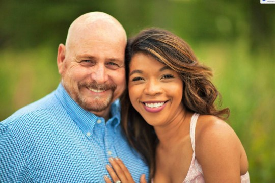 Nurse says marrying man 40 years older proves she isn't in it for