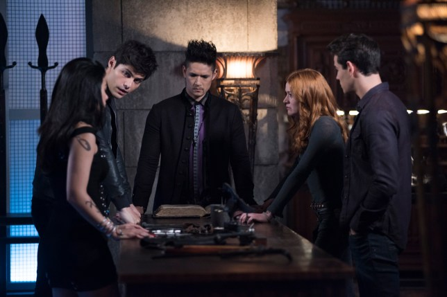Shadowhunters final episodes will hit Netflix in February
