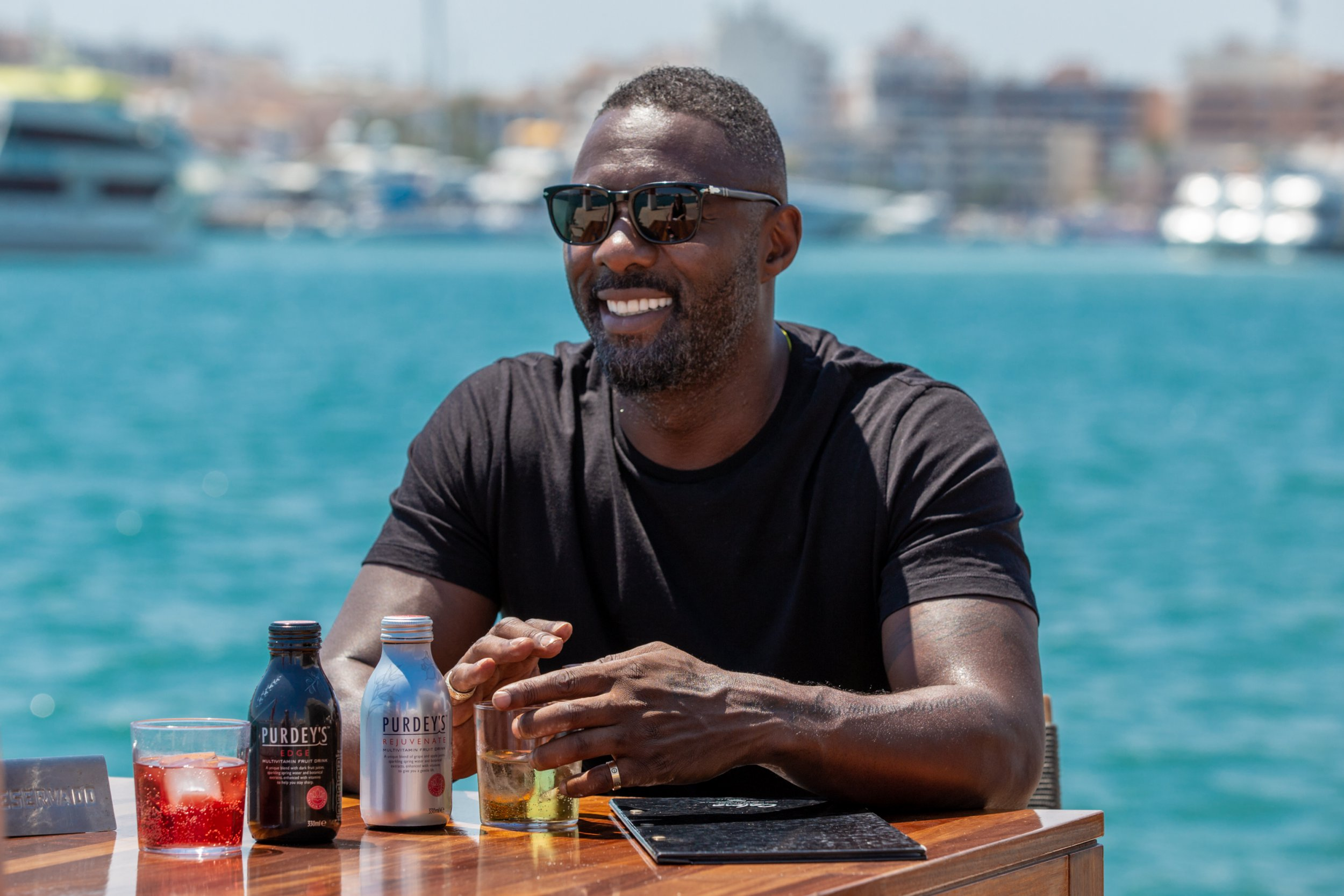 'I've conditioned myself not to sleep': Idris Elba on juggling work and family life, and dealing with his daughter's boyfriends