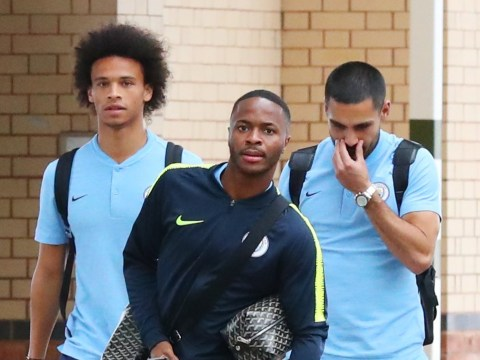 Kevin De Bruyne & Raheem Sterling in Manchester City squad for Arsenal clash