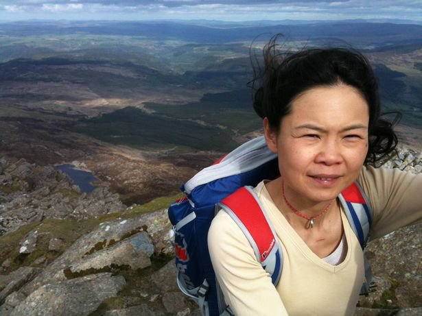 "A woman doctor was killed when she slipped and hit her head rock climbing in a break from her NHS hospital. Dr Vun Lim, 51, was a ""passionate rock climber"" who spent her free time outdoors. But she tragically died when she banged her head in a rock climbing accident in Snowdonia, North Wales. ? Ian Dunning/WALES NEWS SERVICE"