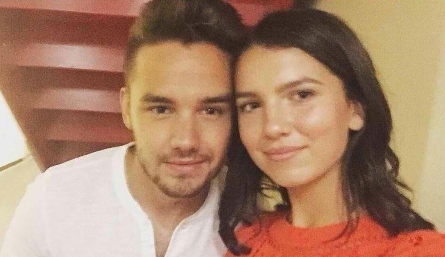 Liam Payne and love interest Maya Henry pictured meeting at One Direction gigs in 2015