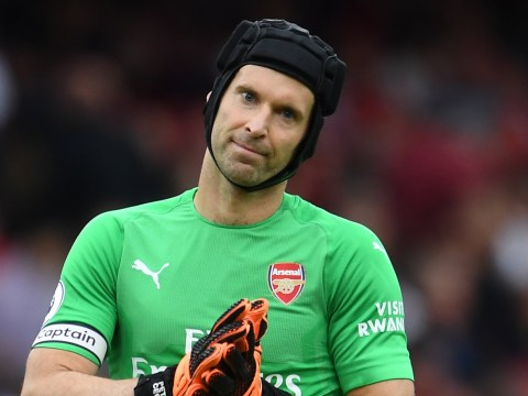 Petr Cech hits out at Bernd Leno's former club Bayer Leverkusen after being mocked for error against Manchester City