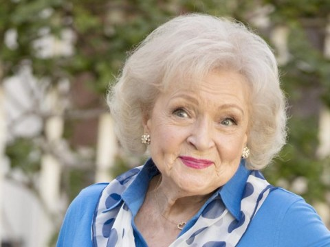 Betty White, 96, has a crush on Jeopardy's Alex Trebek and it's adorable