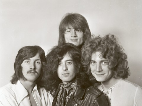 Led Zeppelin performed for the first time ever 50 years ago this week