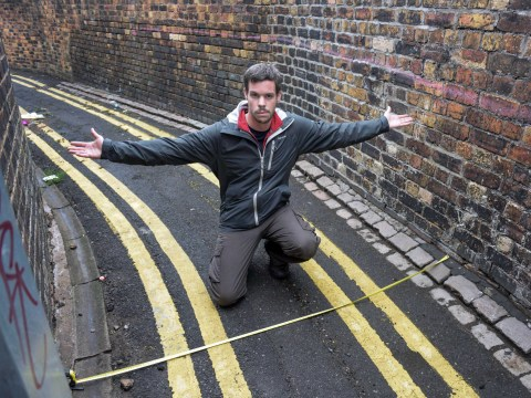 Council puts down double yellow lines on road too narrow for cars