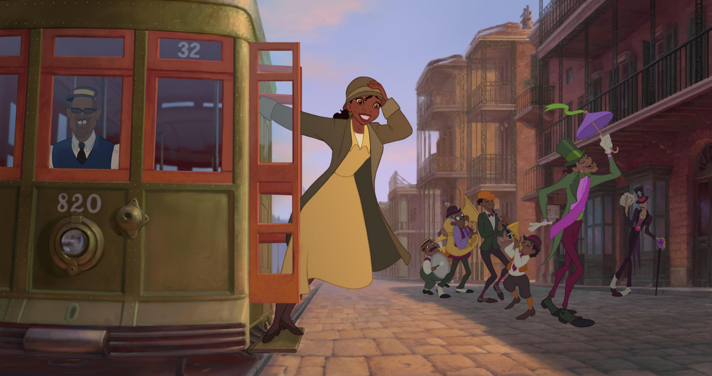 No Merchandising. Editorial Use Only. No Book Cover Usage. Mandatory Credit: Photo by Moviestore/REX/Shutterstock (1639843a) The Princess And The Frog Film and Television