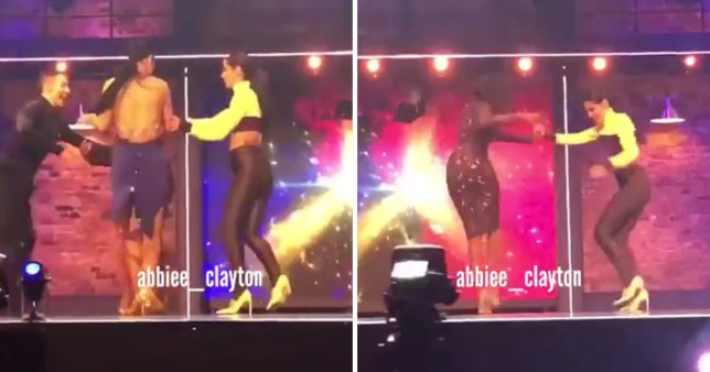 Watch Cheryl perform incredible Jive Routine at The Greatest Dancer auditions