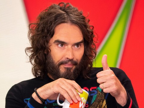 Russell Brand 'finally apologises to Andrew Sachs' granddaughter face-to-face' 11 years after crude voicemail scandal
