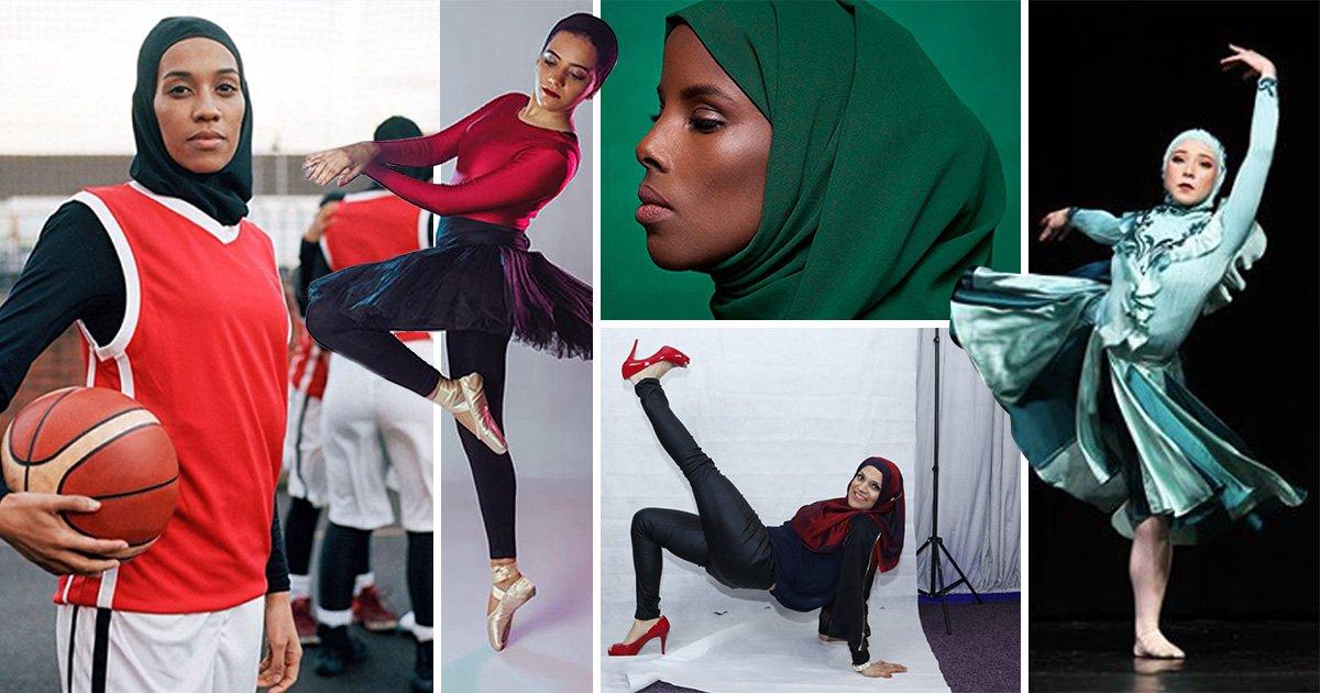 Meet the Muslim women breaking boundaries in sports, comedy, dance, and modelling