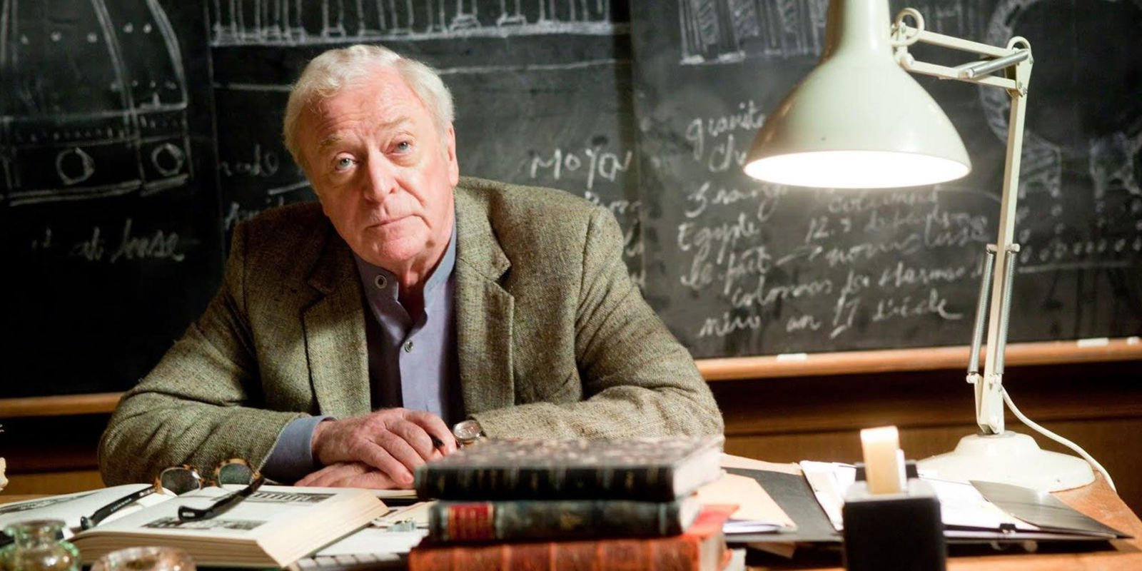 Sir Michael Caine offers a definitive answer to Inception's mysterious ending