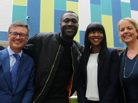 Stormzy launches scholarship to pay for two black students to go to Cambridge