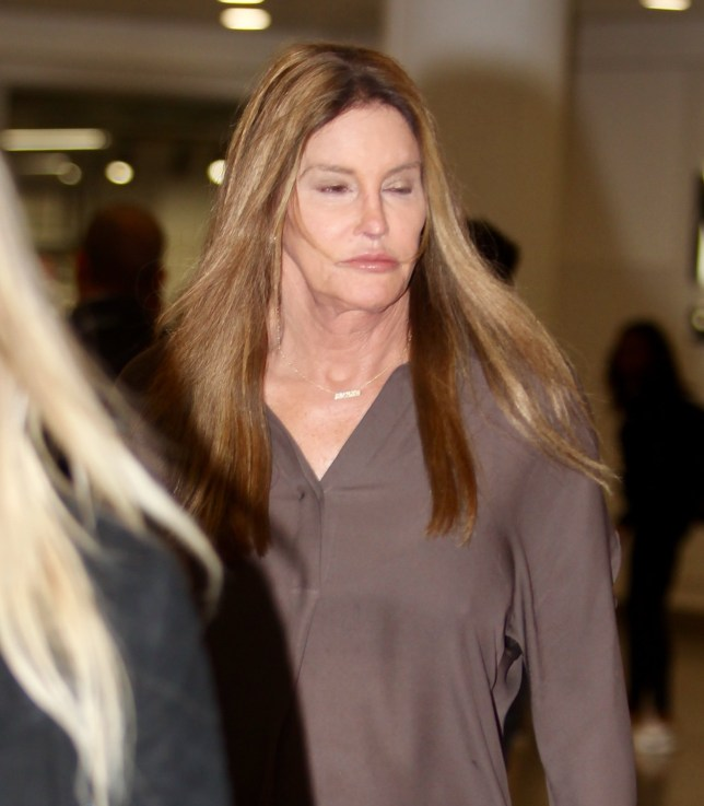 Caitlyn Marie Jenner was seen this morning arriving at Heathrow Airport in London, UK. Speculation as to why she is here still remains. Pictured: Caitlyn Marie Jenner Ref: SPL5016466 160818 NON-EXCLUSIVE Picture by: Jules / SplashNews.com Splash News and Pictures Los Angeles: 310-821-2666 New York: 212-619-2666 London: 0207 644 7656 Milan: +39 02 4399 8577 Sydney: +61 02 9240 7700 photodesk@splashnews.com World Rights,