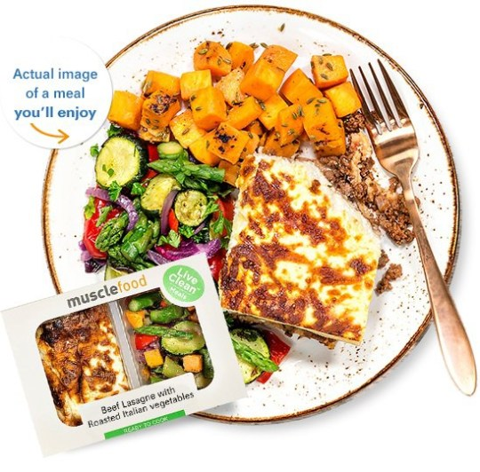 I did Musclefood's high protein diet plan – this is what