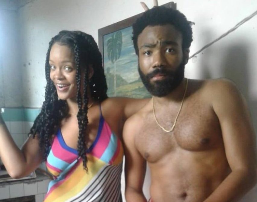 Rihanna calls Childish Gambino 'gem to the culture' as she breaks silence on Guava Island