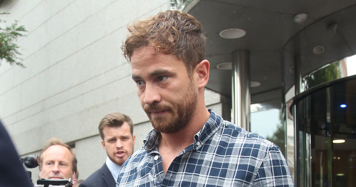 Danny Cipriani says he's 'truly sorry' for assaulting a female police officer