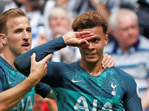 How to do the Dele Alli challenge: Can you copy the Spurs man's celebration?