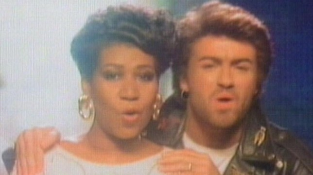 George Michael, Aretha Franklin - I Knew You Were Waiting (For Me) (Official Video) (Picture: VEVO)