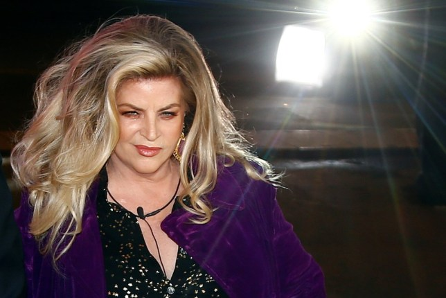 A contestant Kirstie Alley arrives at the house as the reality show 'Celebrity Big Brother' starts, in Elstree, near London, Britain August 16, 2018. REUTERS/Henry Nicholls