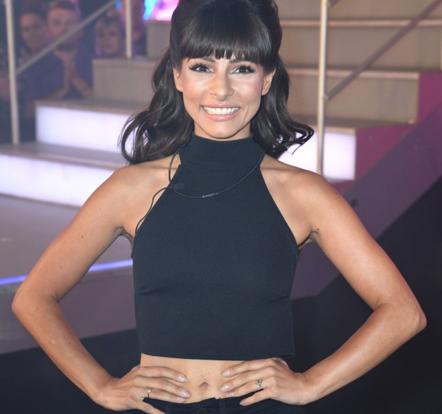 Roxanne Pallett arriving at the Celebrity Big Brother House 2018, Elstree Studios, Borehamwood. Picture credit should read: Doug Peters/EMPICS