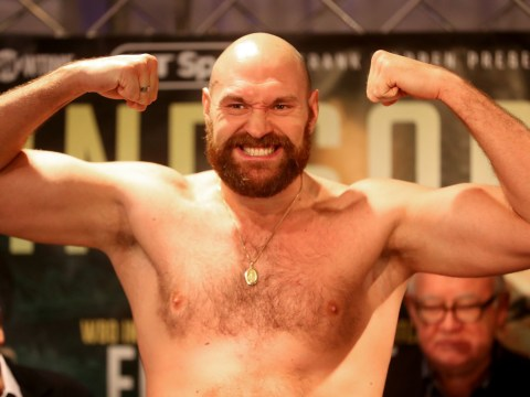 Tyson Fury promises to knock Deontay Wilder 'the f**k out' after confirming Las Vegas bout