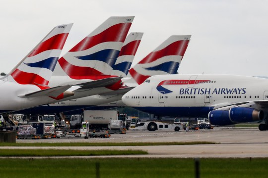 British Airways hacked 'compromising' 380,000 card payments
