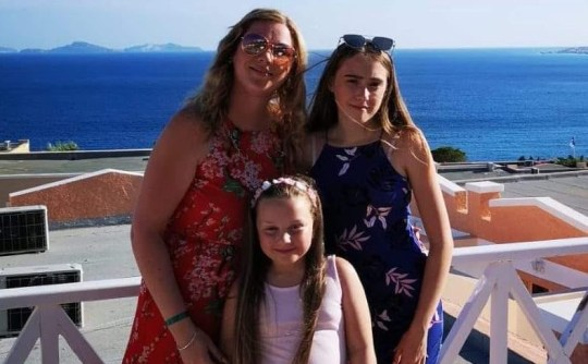 "A 13-year-old girl with autism was booted off a Ryanair flight and left stranded in a Portuguese airport because cabin crew wouldn't accept she was flying with her close family. Her horrified mother said it has left her daughter ""hysterical"" as she was forced off the plane from Faro to East Midlands Airport. Caption: Poppy 8 and Daisy with mum Michelle"