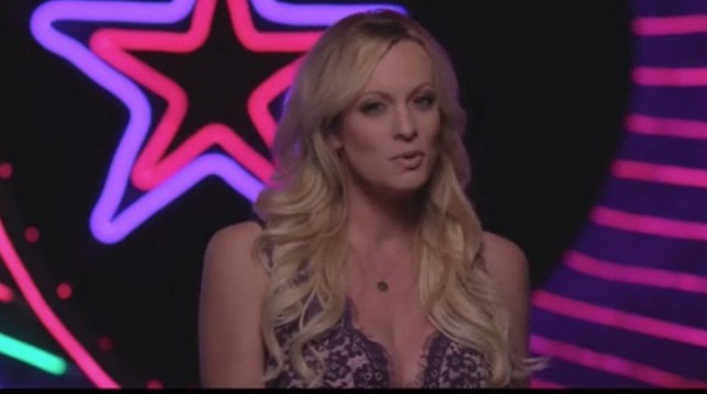 Stormy Daniels VT aired