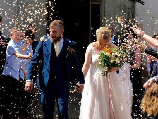 jordan bradbury daniel bradbury wedding photos