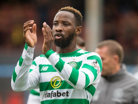 Celtic reach agreement with Lyon to sell Moussa Dembele for £18m