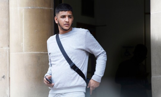 """A show-off driver who took two passengers on a 140mph police chase on Leicestershire roads has avoided being sent to prison. Police became aware of Hamza Pandor's dangerous driving when officers in an unmarked car on the northbound carriageway of the M1, near Markfield, Leicestershire, were overtaken at """"very high speed"""". They followed at 130mph but the defendant's vehicle was still pulling away."""