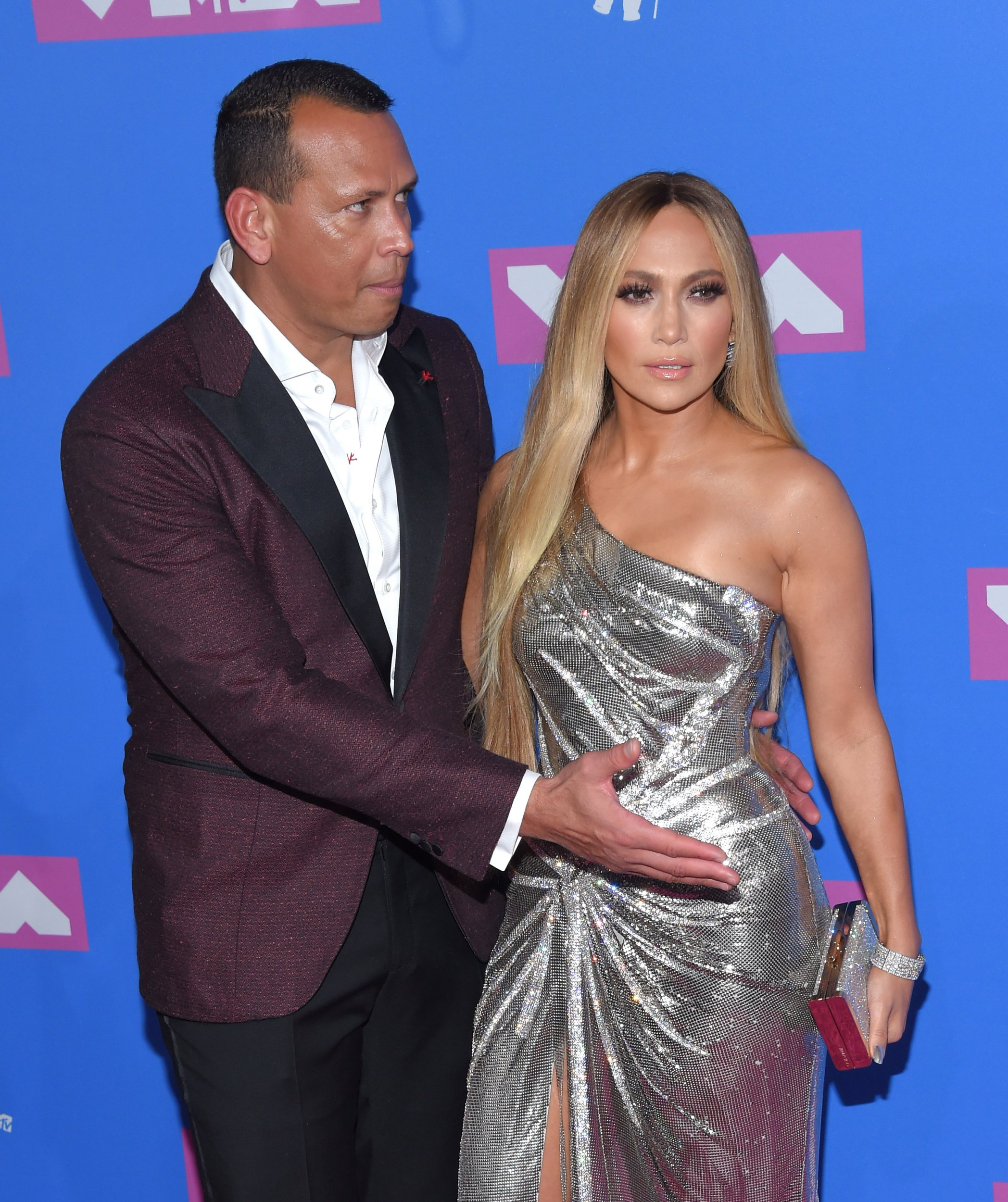 "Kylie Jenner at the 2018 MTV ""VMAs'"" held at Radio City Music Hall on August 20, 2018 in New York City, NY ?? OConnor / AFF-USA.com. 20 Aug 2018 Pictured: Alex Rodriguez and Jennifer Lopez. Photo credit: MEGA TheMegaAgency.com +1 888 505 6342"