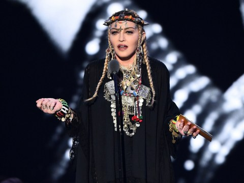 Aretha Franklin's family 'aren't upset' with Madonna for her much-criticised VMAs tribute
