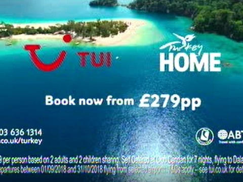 TUI advert banned for misleading people about summer holidays in September and October