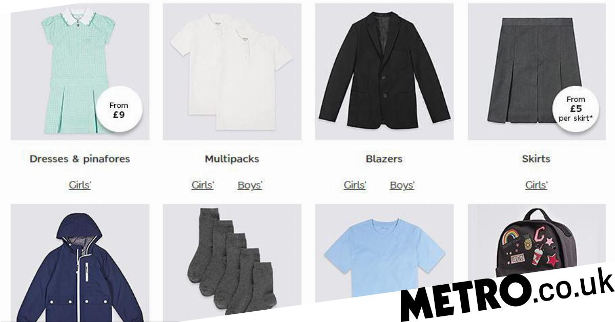 unique style best prices lowest discount The cheapest school uniforms from Asda, Tesco, Sainsbury's ...