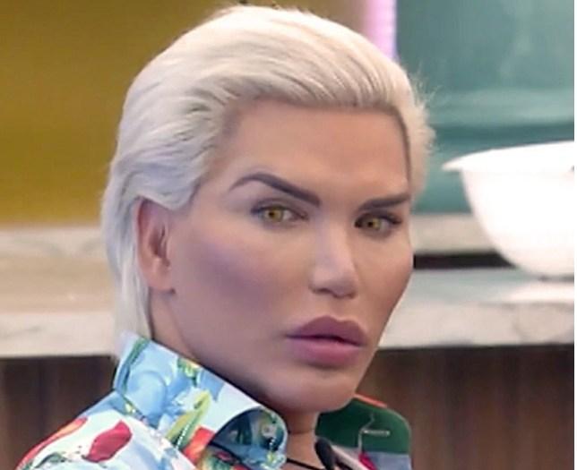 Editorial Use Only Mandatory Credit: Photo by REX/Shutterstock (9795431q) Rodrigo Alves 'Celebrity Big Brother' TV show, Series 22, Elstree Studios, Hertfordshire, UK - 22 Aug 2018