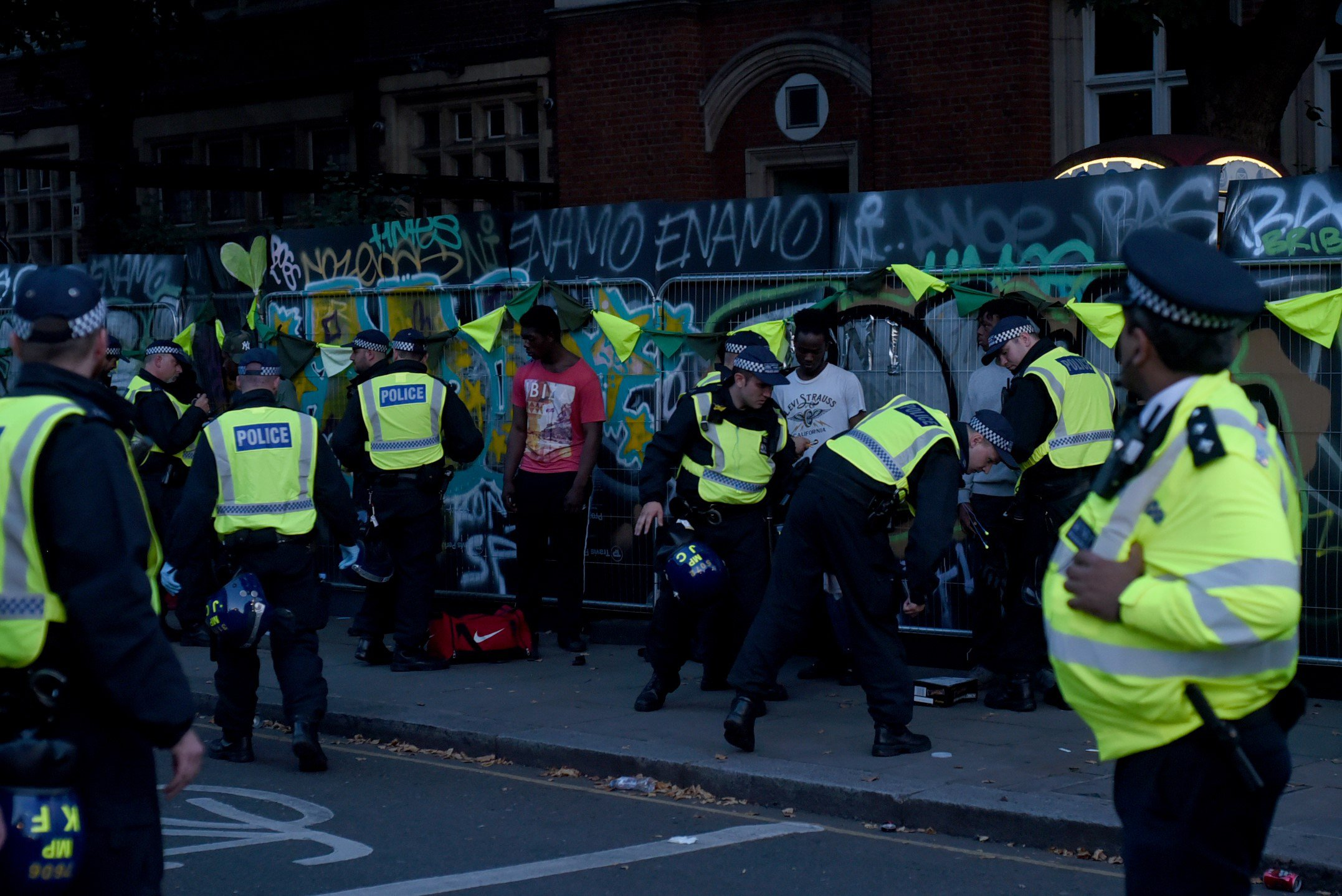 Notting Hill Carnival police given extra stop and search powers