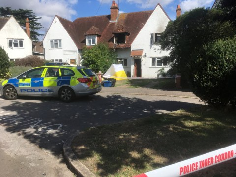 London's murder death toll reaches 100 after pensioner's body is found in house fire