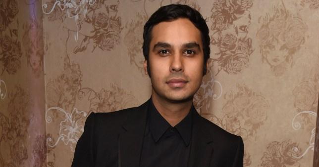 Big Bang Theory's Kunal Nayyar donates $5000 to Chris