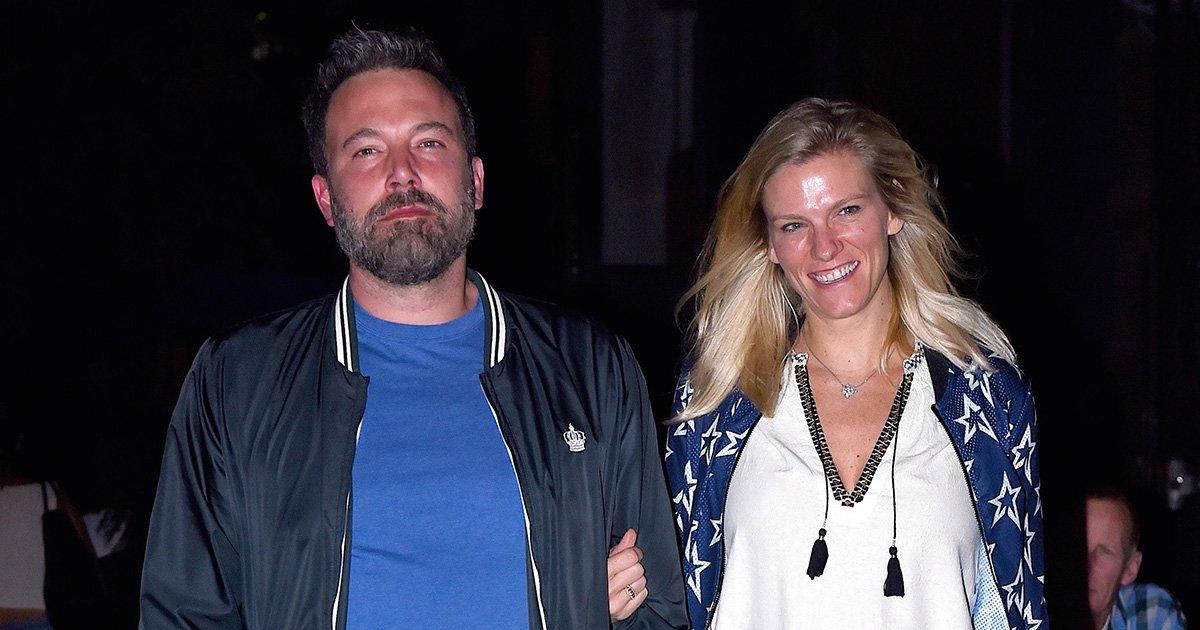 Ben Affleck's ex Lindsay Shookus broke up with struggling Batman star so 'he could hit rock bottom'