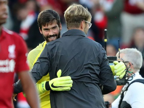 Lengthy chat with Jurgen Klopp convinced Alisson to join Liverpool ahead of Chelsea transfer