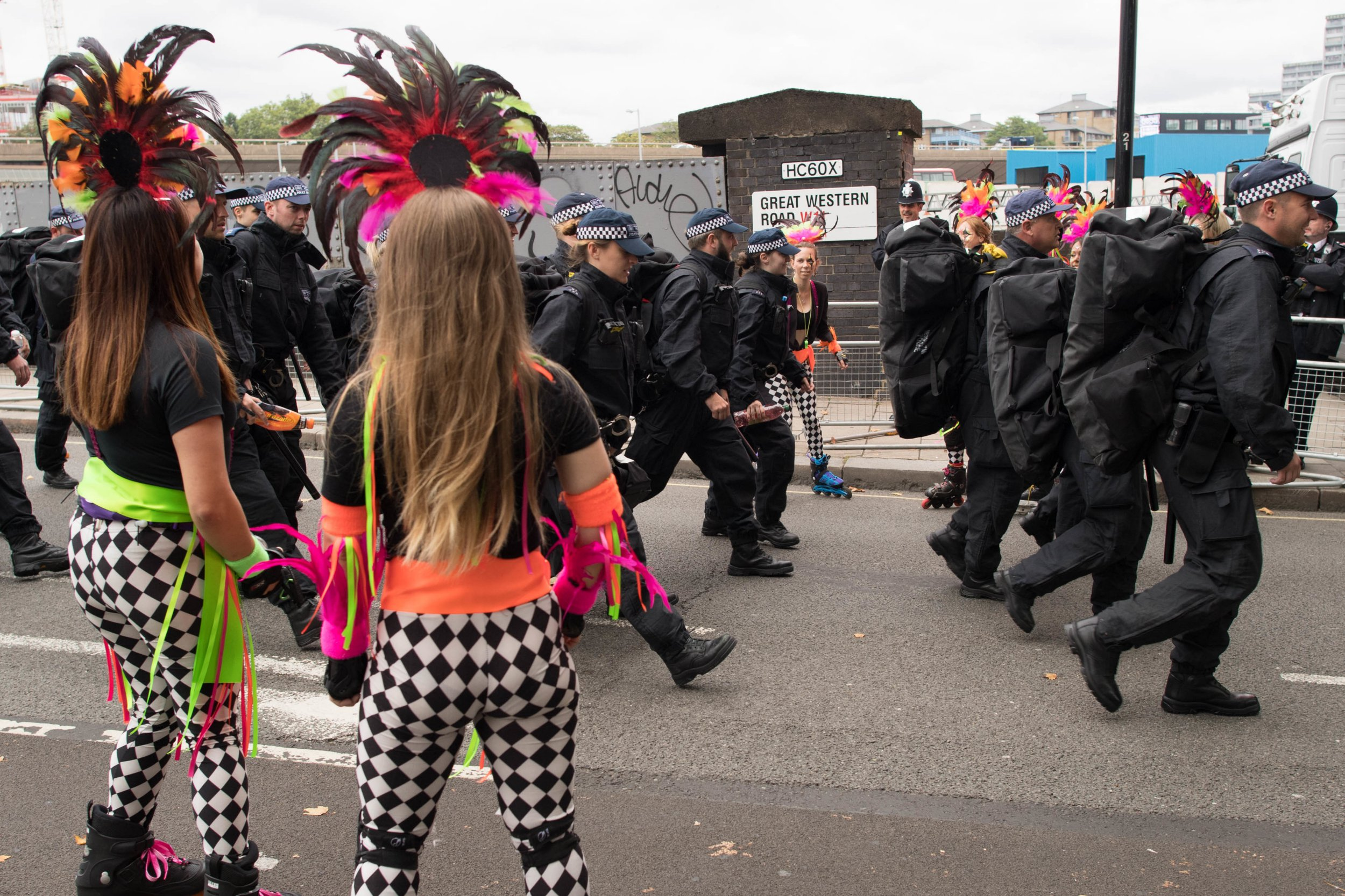 Notting Hill Carnival subjected to section 60 order to prevent violence