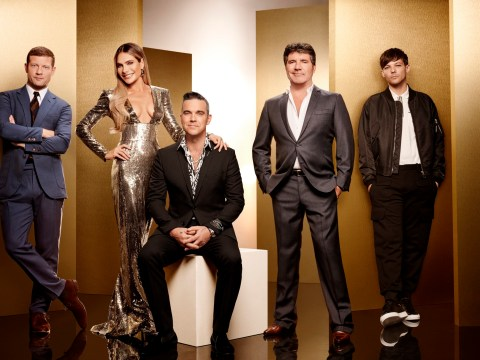 What time and channel is the X Factor on tonight and who are the judges this series?