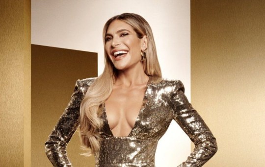 This image is strictly embargoed until 00.01 Tuesday 28th August 2018 From Thames/Syco The X Factor: SR15 on ITV Pictured: Ayda Field. This photograph is (C) Thames/Syco/ITV and can only be reproduced for editorial purposes directly in connection with the programme or event mentioned above, or ITV plc. Once made available by ITV plc Picture Desk, this photograph can be reproduced once only up until the transmission [TX] date and no reproduction fee will be charged. Any subsequent usage may incur a fee. This photograph must not be manipulated [excluding basic cropping] in a manner which alters the visual appearance of the person photographed deemed detrimental or inappropriate by ITV plc Picture Desk. This photograph must not be syndicated to any other company, publication or website, or permanently archived, without the express written permission of ITV Plc Picture Desk. Full Terms and conditions are available on the website www.itvpictures.co.uk For further information please contact: james.hilder@itv.com / 0207 157 3052