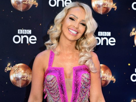 Katie Piper insists extensive injuries and blindness on one side won't stop her striving for Strictly glory