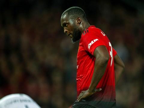 'There's no defence': Gary Neville assesses shocking Romelu Lukaku miss v Spurs