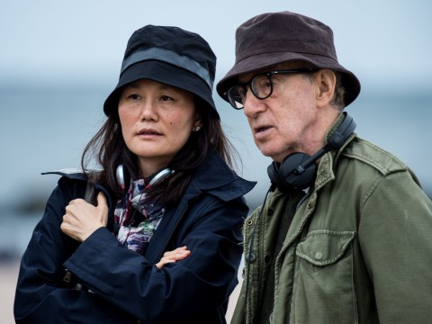 Woody Allen defends relationship with Soon-Yi Previn: 'If you are lucky you might find the right one'